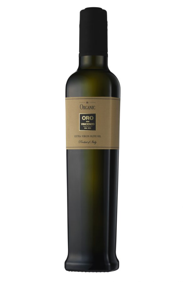 Extra virgin olive oil Oro Don Vincenzo - Bio Organic