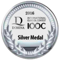 Oro Don Vincenzo Domina IOOC Silver Medal 2016 DOP Lametia