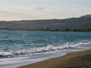 Tyrrhenian Sea in Lamezia Terme