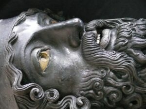 Greeks in Calabria, Riace Bronzes