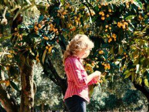 Oro Don Vincenzo farm, seasonal fruit & vegetables