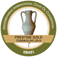 Guides and Awards extra virgin olive oil Oro Don Vincenzo, Terraolivo 2015