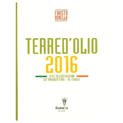 Guides and Awards extra virgin olive oil Oro Don Vincenzo, Terred'olio 2016