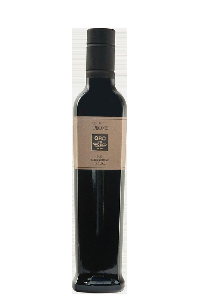 Award winning extra virgin olive oil Oro Don Vincenzo Bio Organic