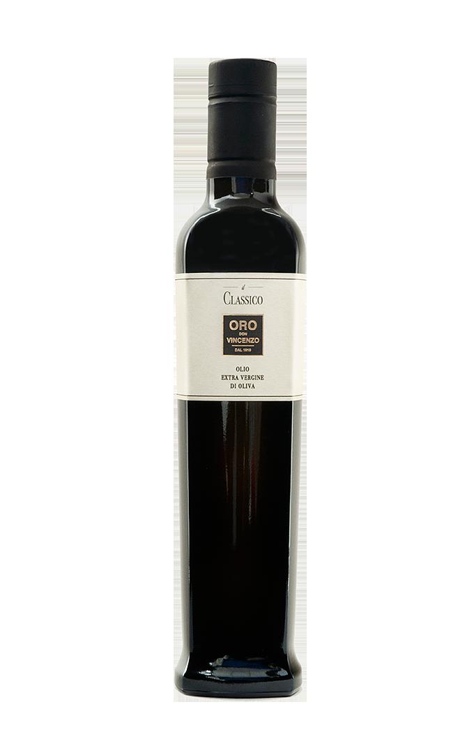 Award winning extra virgin olive oil Oro Don Vincenzo Il Classico