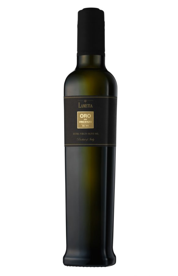 Extra virgin olive oil Oro Don Vincenzo - DOP Lametia