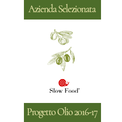 Slow food Oro don vincenzo organic extra virgin olive oil