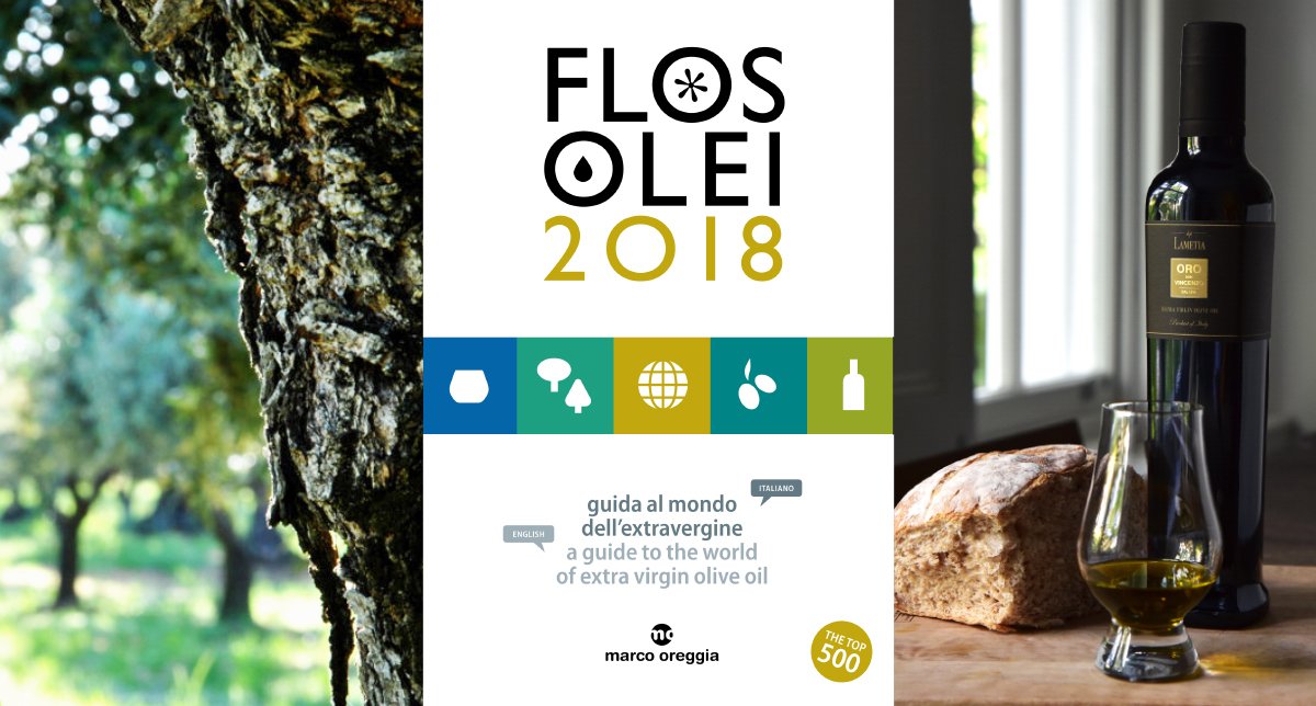 Flos Olei 2018 Oro Don Vincenzo DOP LAMETIA