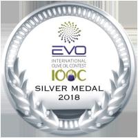 Oro Don Vincenzo Silver EVO IOOC 2018