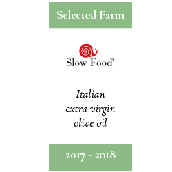 Slow Food 2018 Oro Don Vincenzo